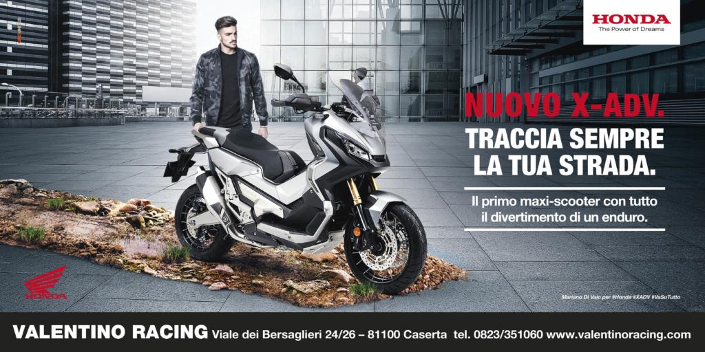 -Honda X-ADV -Non lasciarti scappare i nuovi vantaggi.