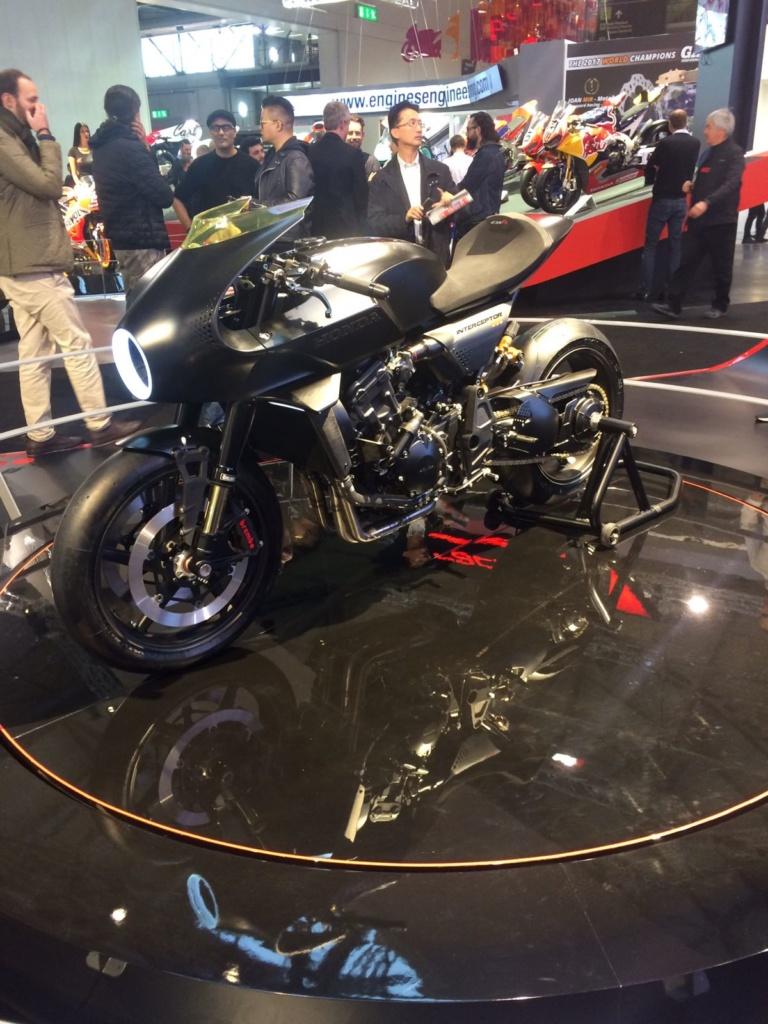 Honda CB4 Interceptor concept, il futuro è adesso