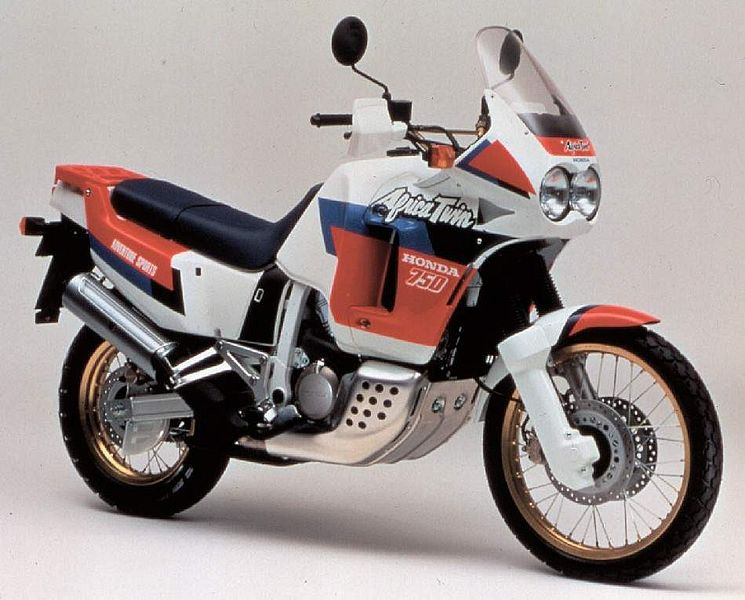 AFRICA TWIN 1990 2