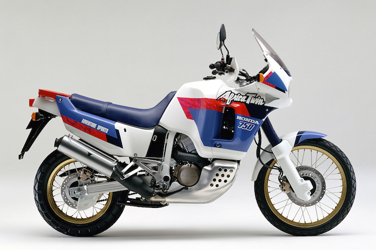 AFRICA TWIN 1990 3