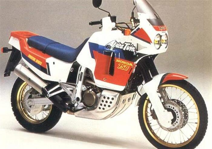AFRICA TWIN 1990
