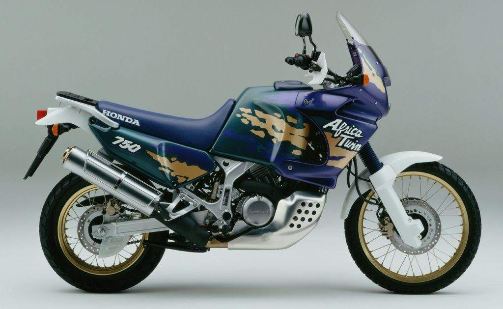 AFRICA TWIN 1993 2
