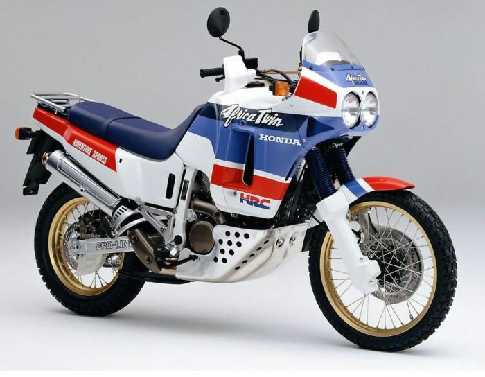 XRV650 1987